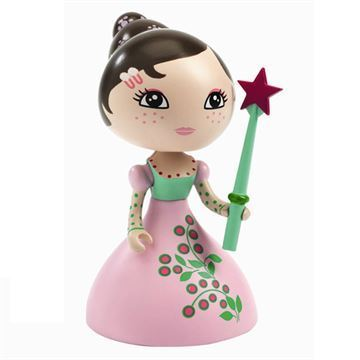 Image of   Arty Toys Prinsessefigur Andora fra Djeco