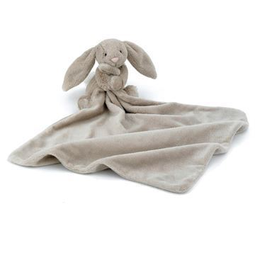 Image of Bashful Kanin Nusseklud Beige fra Jellycat (jellycat SO4BB)