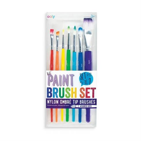 Image of Penselsæt Lil Paint Brush Set (OO126-05)