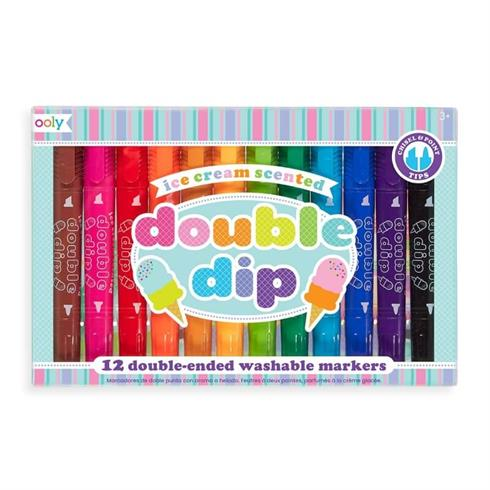 Image of   Tusser med duft Double Dip Scented Markers
