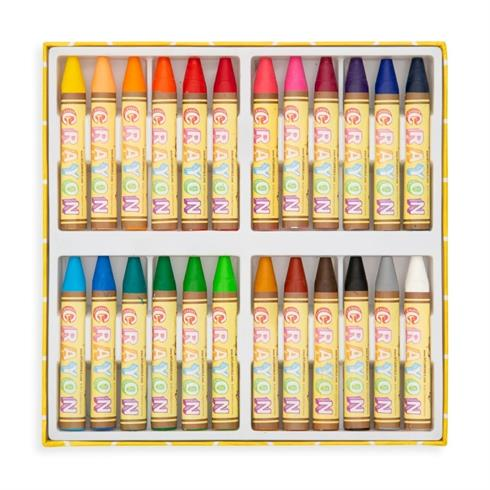 Image of   Farver med bivoks Brilliant Bee Crayons
