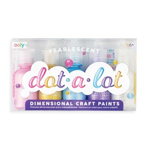 Image of Maling Perlemor Dot-A-Lot Craft Paint (OO170-03)