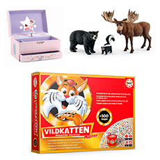 Kalendergaver og Adventsgaver under 200 kr.