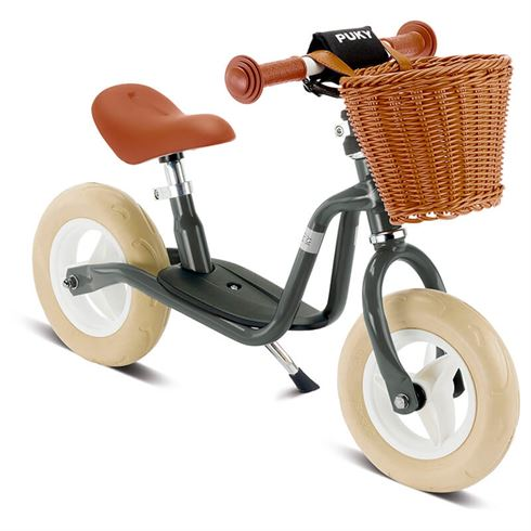 Image of Puky Løbecykel LRM Classic Grå Antracit (puky 3099)
