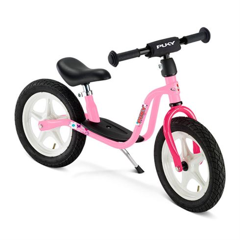 Image of PUKY Løbecykel LR1L Lovely Pink med lufthjul (PUKY 4066)