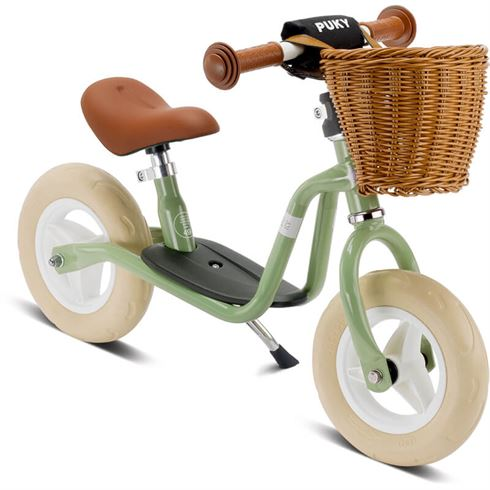 Image of Puky Løbecykel LRM Classic Retro Grøn (puky 4093)