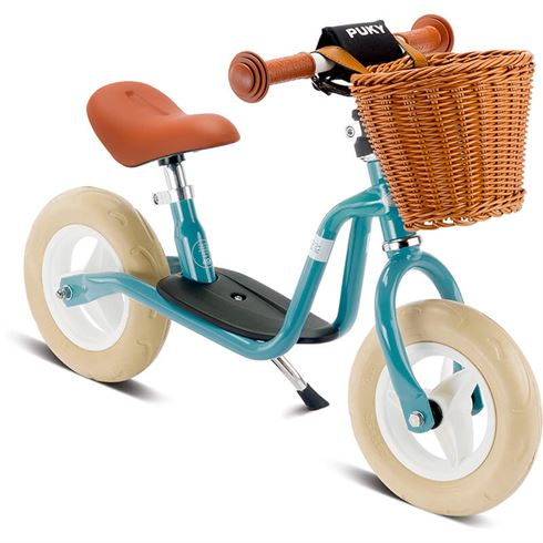 Image of Puky Løbecykel LRM Classic Pastel Blå (puky 4095)