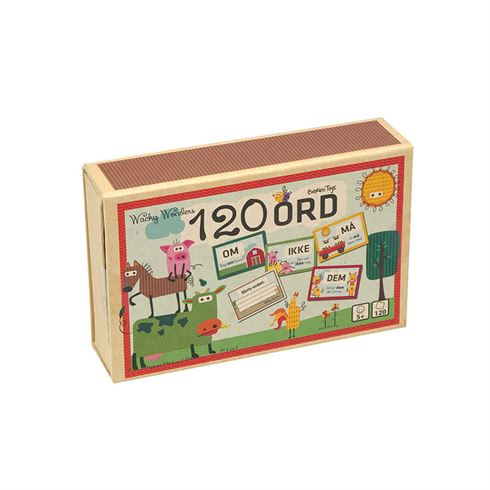 Image of 120 ord Barbo Toys (Barbo 6350)