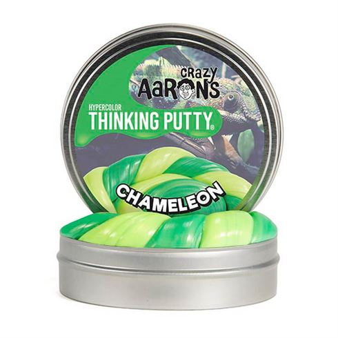 Image of Hypercolor Thinking Putty Chameleon Crazy Aaron (CA CH020)