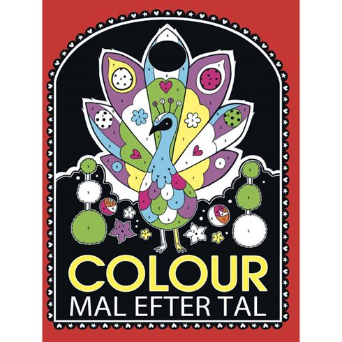 Image of Mal efter tal - Colours by Cph (CBC 9788793271012)