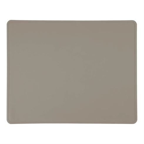 Image of Play mat underlag silikone Warm Grey by Lille Vilde (LV-PLAY-03)
