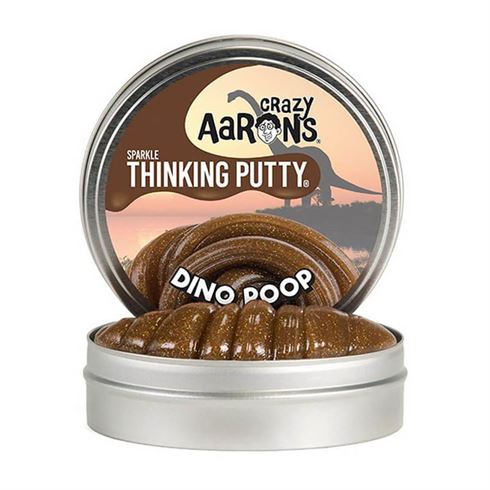 Image of Sparkle Thinking Putty Dino Poop Crazy Aaron (CA DP020)