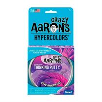 Hypercolor Thinking Putty Epic Amethyst Crazy Aaron
