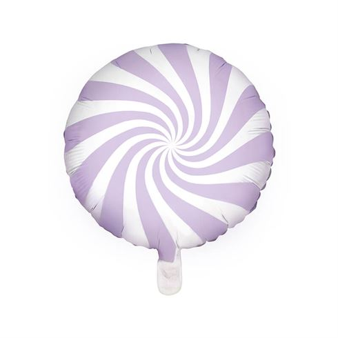 Image of   Folieballon Candy Lilla