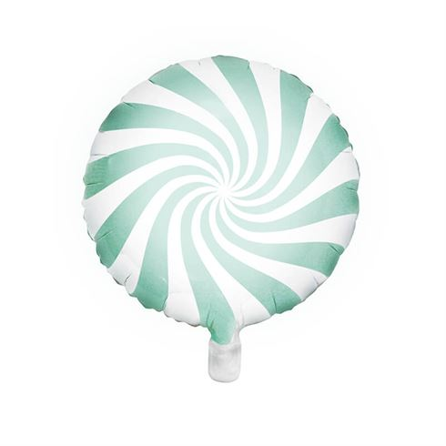 Image of   Folieballon Candy Mint
