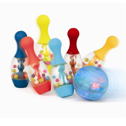 Image of   Lets glow bowling fra B Toys