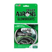 Dragon Scale Thinking Putty Glow Crazy Aaron