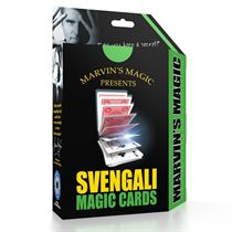 Tryllesæt Korttricks Svengali Magic Cards