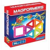 Magformers 14 dele - Pastel