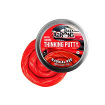 Mini Radical Red Putty Crazy Aaron