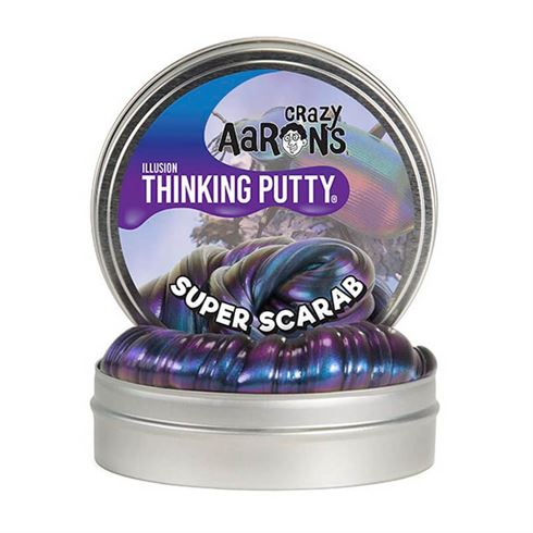 Image of Illusion Thinking Putty Super Scarab Crazy Aaron (CA SC020)