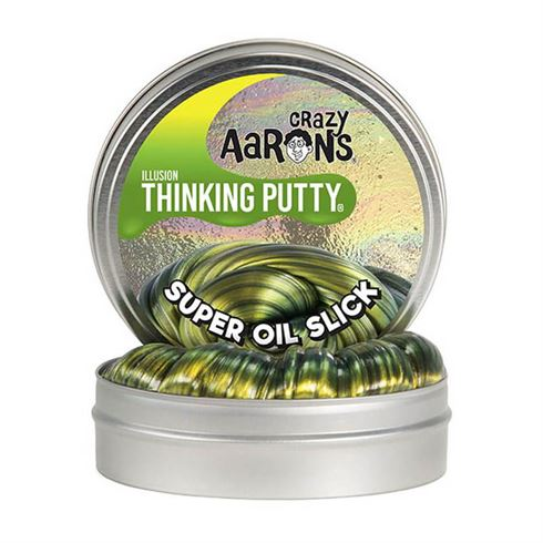 Image of Illusion Thinking Putty Oil Slick Crazy Aaron (CA SO020)