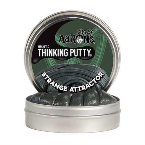 Image of Magnetic Thinking Putty Strange Attractor Crazy Aaron (CA ST020)