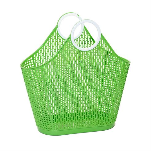 Image of Sun Jellies Fiesta Shopper LARGE - Green (Fiesta LARGE - Green)