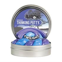 Hypercolor Thinking Putty Twilight Crazy Aaron