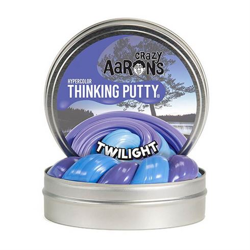 Image of Hypercolor Thinking Putty Twilight Crazy Aaron (CA TW020)