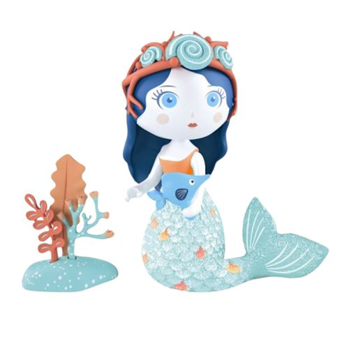 Image of Arty Toys Prinsessefigur Aby & Blue fra Djeco (DJ06778)