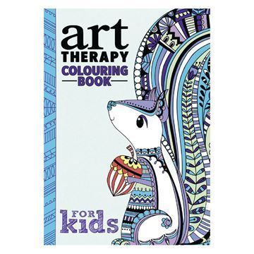Image of   Malebog Art Therapy Kids hard cover