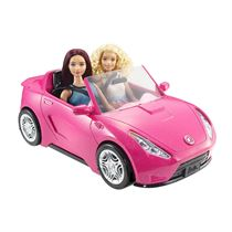 Barbi Bil Glam Convertible