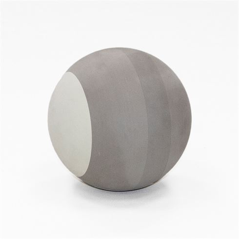 Image of   bObles bold 23 cm grey