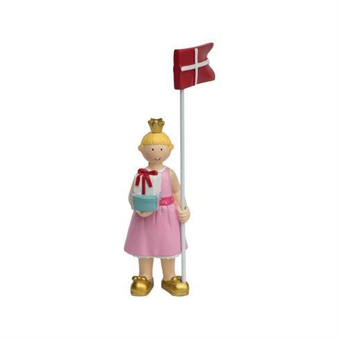Image of Bordflag med prinsesse fra Kids by FRIIS (Friisenborg 22042)