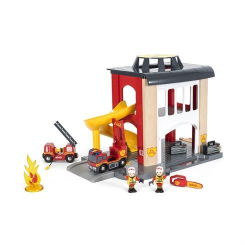 Image of BRIO Brandstation 33833 (brio  33833)