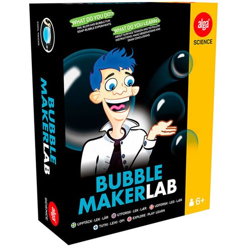 Image of   Bubble Maker Lab fra Alga Science