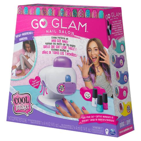Image of Cool Maker Go Glam Deluxe Nail Stamper (cm 6054791)