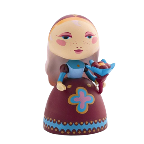 Image of   Arty Toys Prinsessefigur Anouchka fra Djeco