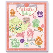 Artistic Patch Muffin Djeco