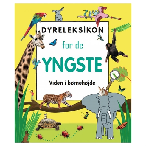 Image of Dyreleksikon for de yngste Forlaget Globe (Globe 9788778841247)