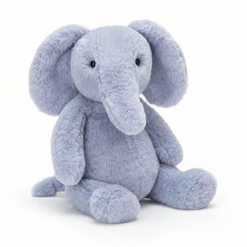 Image of Puffles Elefant 32 cm fra Jellycat (jellycat PUF2E)