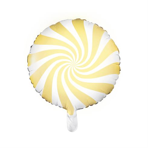 Image of   Folieballon Candy Gul