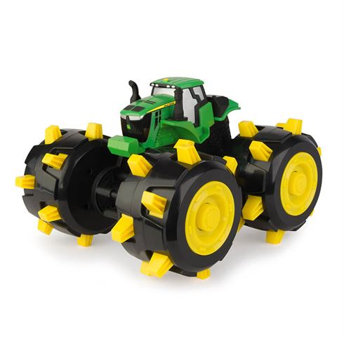 Image of Monster Treads Traktor med pigge i hjul John Deere (jd 15-46712)