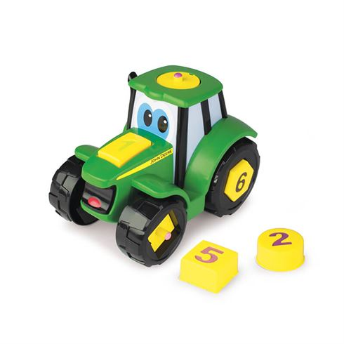 Image of Johnny Traktor Leg og Lær John Deere (jd 15-46654)