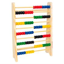 Kugleramme i træ smallfoot abacus