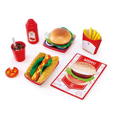 Image of Legemad Fast Food fra Hape (hape 6113 E3160)