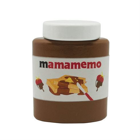 Image of   Legemad Nutella i træ MaMaMeMo
