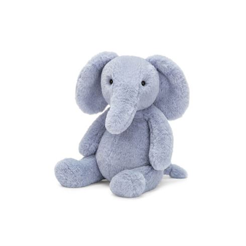 Image of Puffles Elefant 19 cm fra Jellycat (jellycat PUF6E)