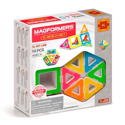 Image of Magformers XL Neon 14 dele (magf 3061)